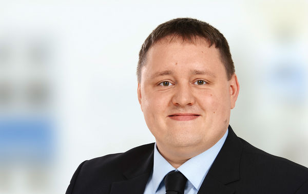 Portrait photo of Mr. Sebastian Heine - SAHM Area Service Manager