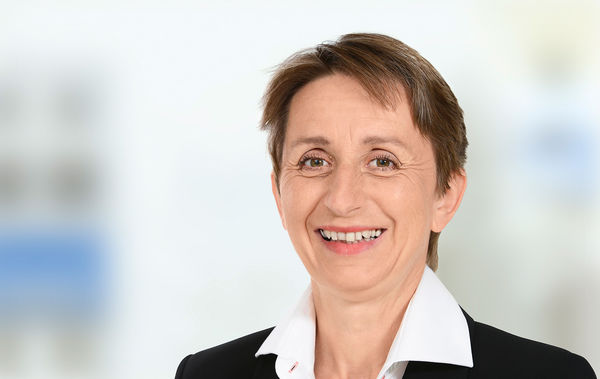 Portrait photo of Mrs. Timea Mona Köcher - SAHM Area Sales Manager